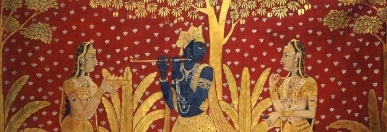 immagine guida - Krishna