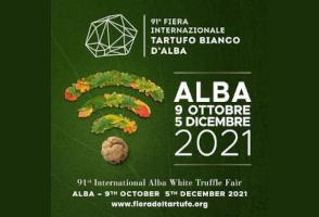 FIERA INTERNAZIONALE DEL TARTUFO BIANCO D'ALBA 2021